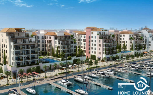 La Rive with Home Lounge real estate broker in UAE