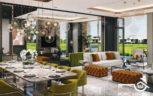 Melrose with real estate broker in Dubai